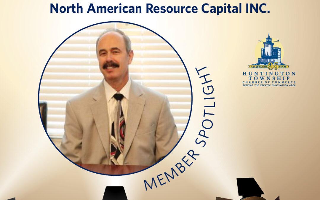 Member Spotlight: North American Resource Capital
