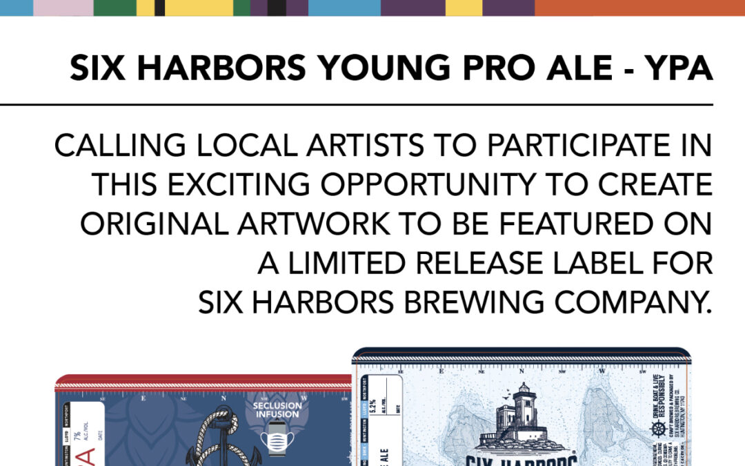 Calling All Artists: 2021 Young Professional Ale Design Competition!