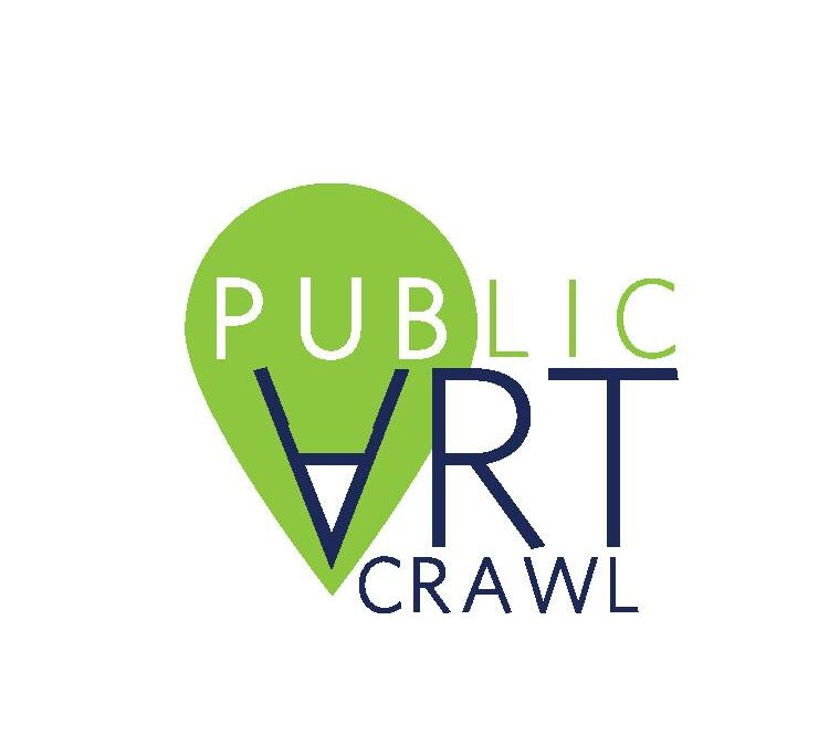 Scenes from the First Annual PUBlic Art Crawl