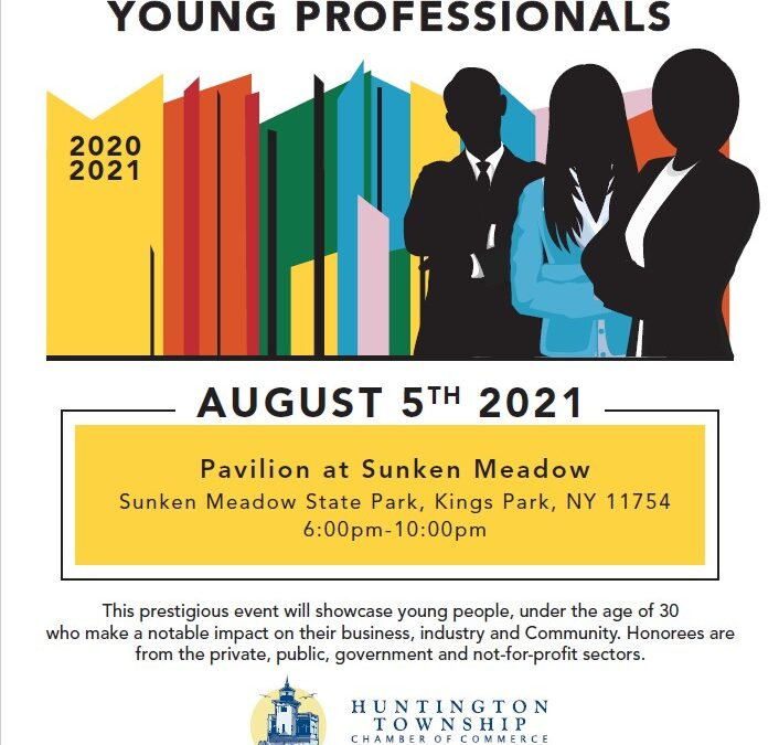 Celebrate Long Island's Young Professionals Awards: Meet the Class of 2021
